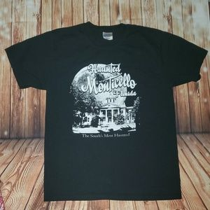 Short Sleeve Tshirt from Haunted Monticello FL